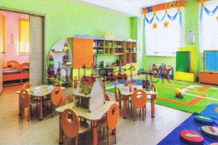 Global Public School-KG Room