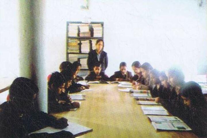 Global Public School-Library
