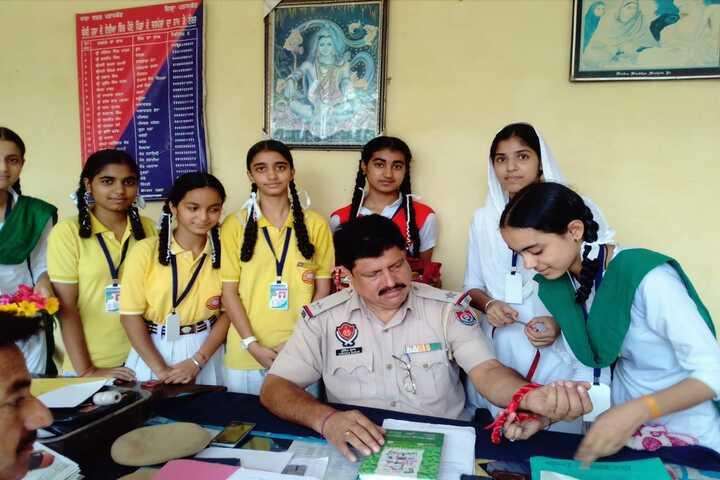 Global Public School-Raksha Bandan