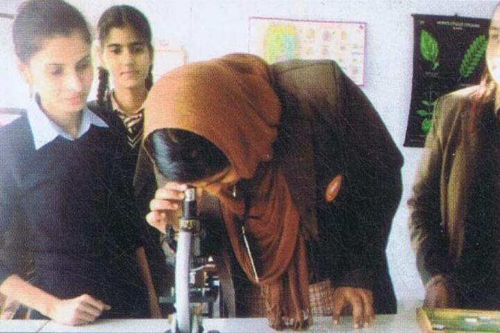 Global Public School-Science Lab