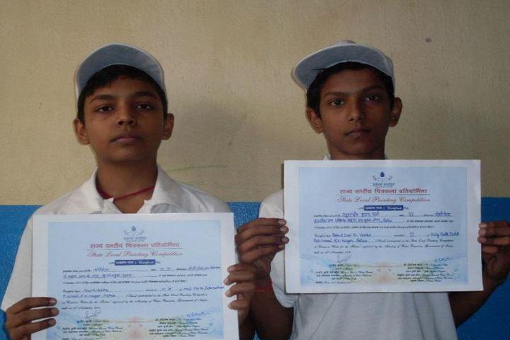 Holy Faith International Public School-Felicitation