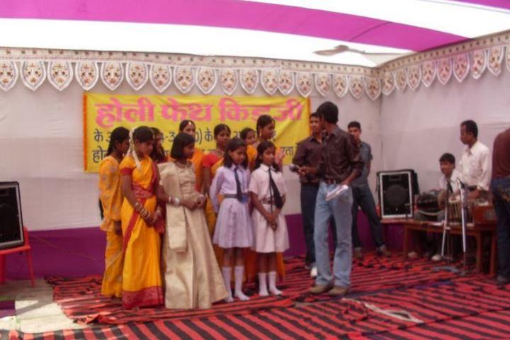 Holy Faith International Public School-Singing