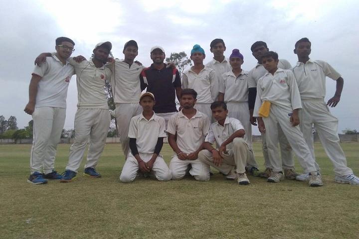 God Blessing Public School-Cricket Team