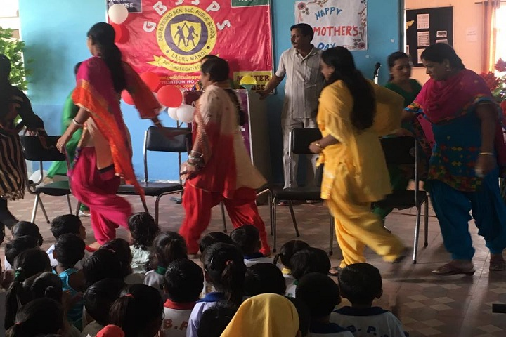 God Blessing Public School-Activity