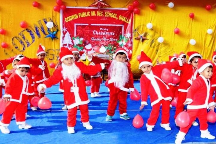 Godwin Public School-Christmas Eve