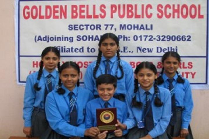 Golden Bells Public School-Achievement