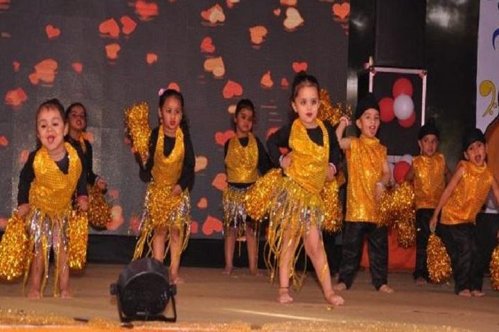 Golden Bells Public School-Dance Event