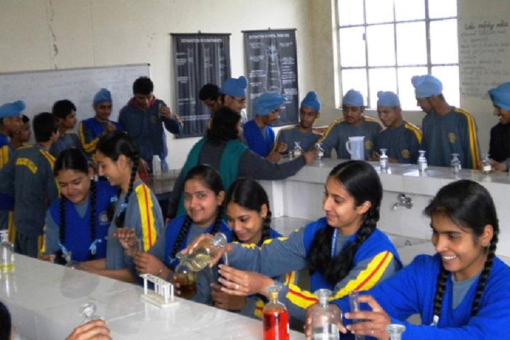 Golden Bells Public School-Laboratory