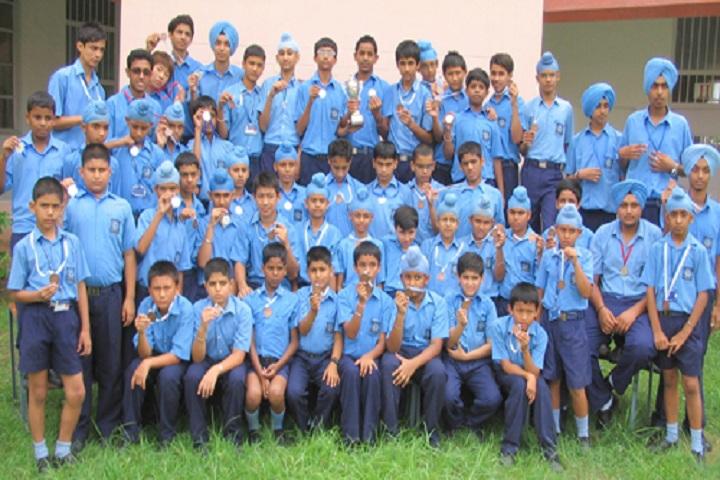 Golden Bells Public School-Students