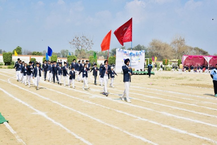 Golden Days Public School-Annual Sports Day