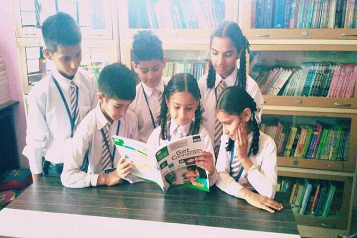 Golden Days Public School-Library