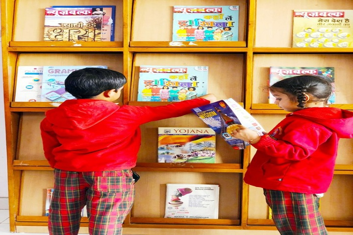 Golden Days Public School-Magazines