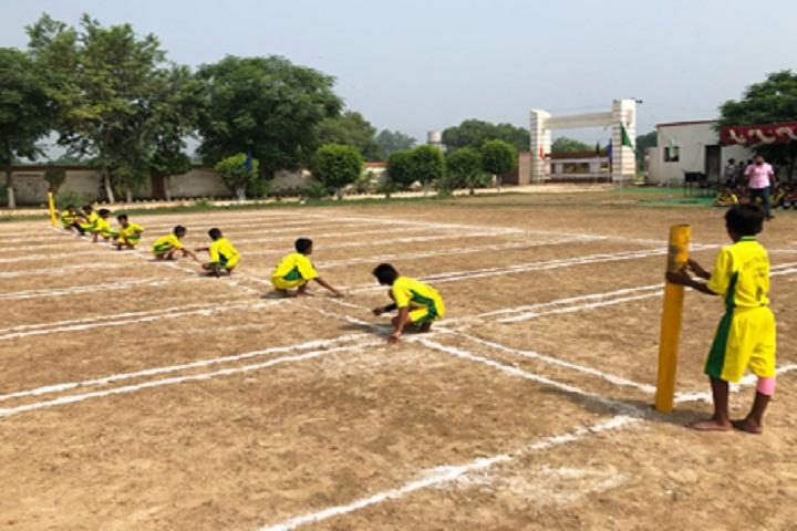 Golden Days Public School-Playground