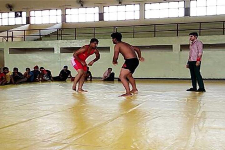 Golden Days Public School-Indoor Games