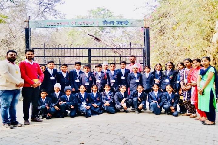 Golden Days Public School-Tour