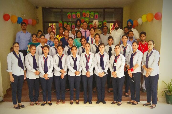 Golden Earth Convent School-Batch Students