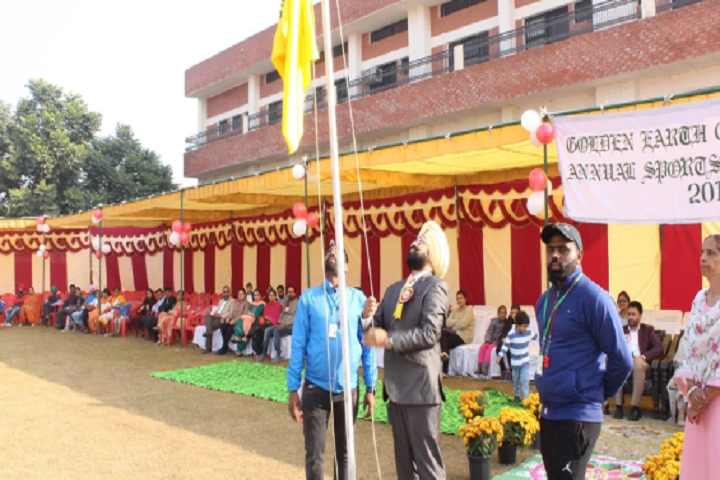 Golden Earth Global School-Annual Sports Day