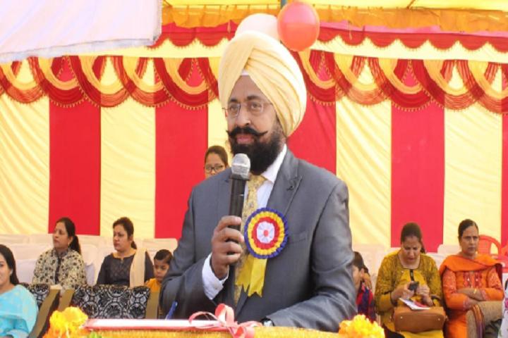 Golden Earth Global School-Ceremony Speech