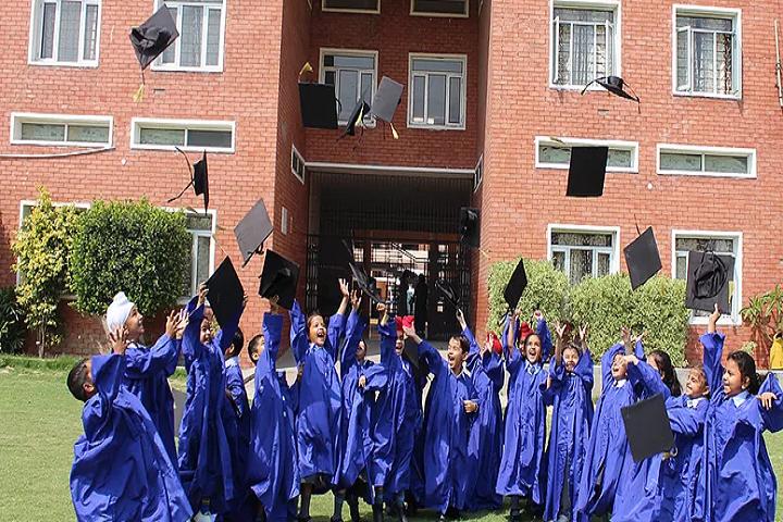 Golden Earth Global School-Graduation Day