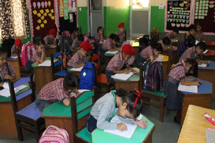 Golden Earth Global School-Kindergarden Classroom