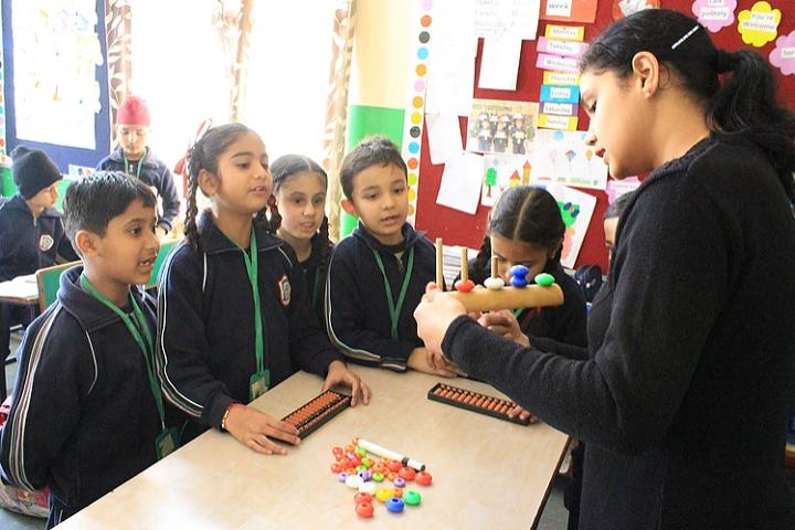 Golden Earth Global School-Play School Event