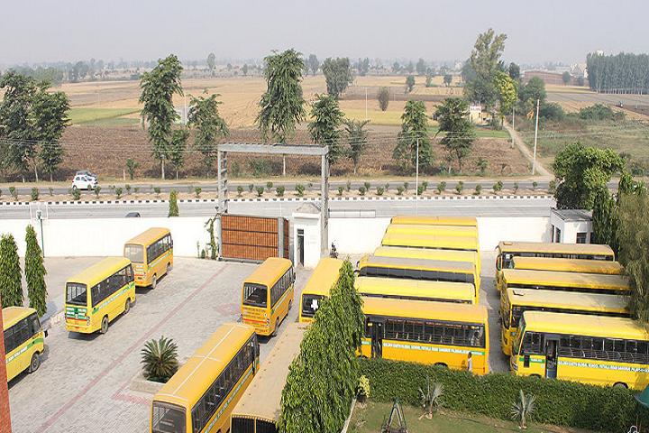 Golden Earth Global School-School Transport