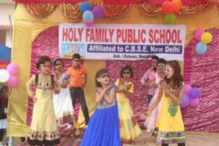 Holy Family Public School-Dance