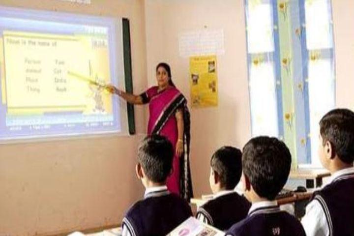 Holy Family Public School-Smart Classes