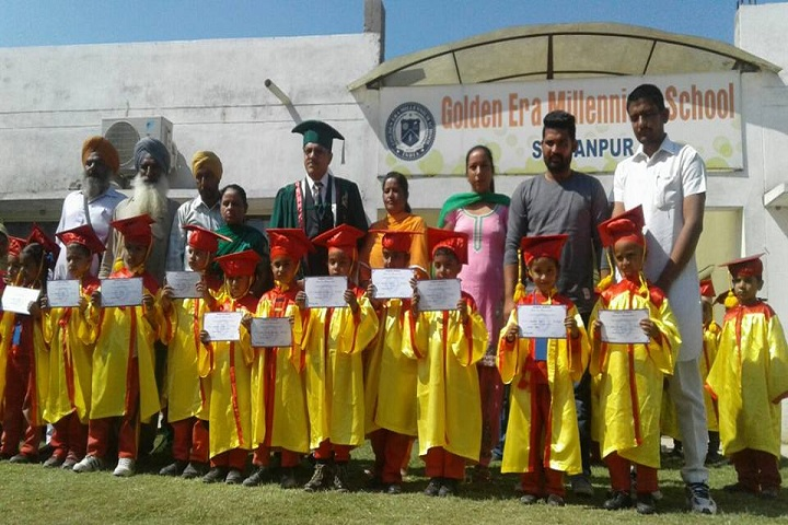 Golden Era Millennium School-Graduation Day