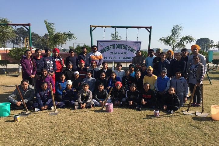 Goodearth Convent School-Camp Event