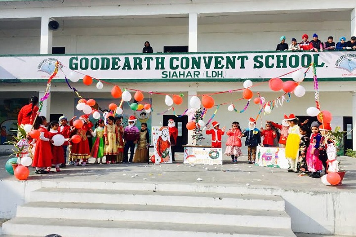 Goodearth Convent School-Christmas Eve