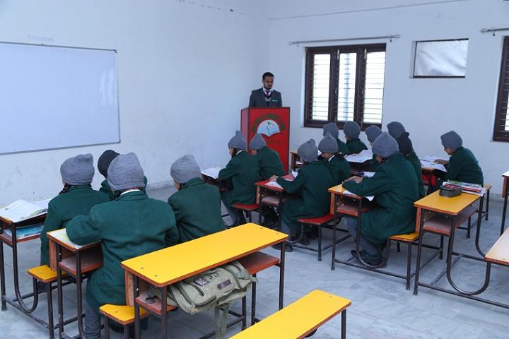 Goodearth Convent School-Classroom