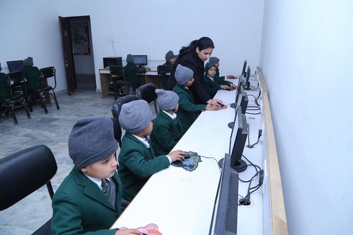 Goodearth Convent School-Computer Lab