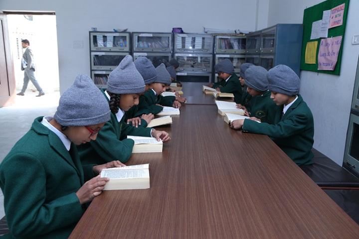 Goodearth Convent School-Library