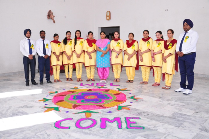 Goodearth Convent School-Rangoli