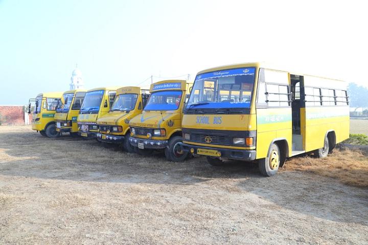 Goodearth Convent School-Transport