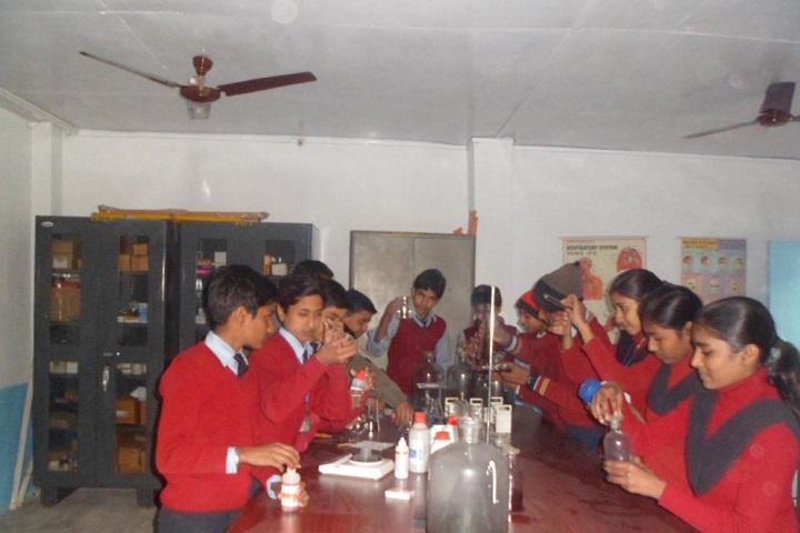 Holy Kids International School-Chemistry Lab