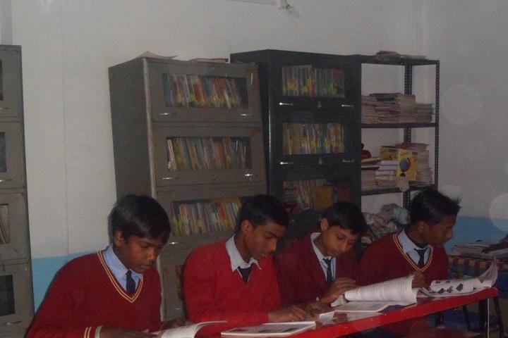 Holy Kids International School-Library
