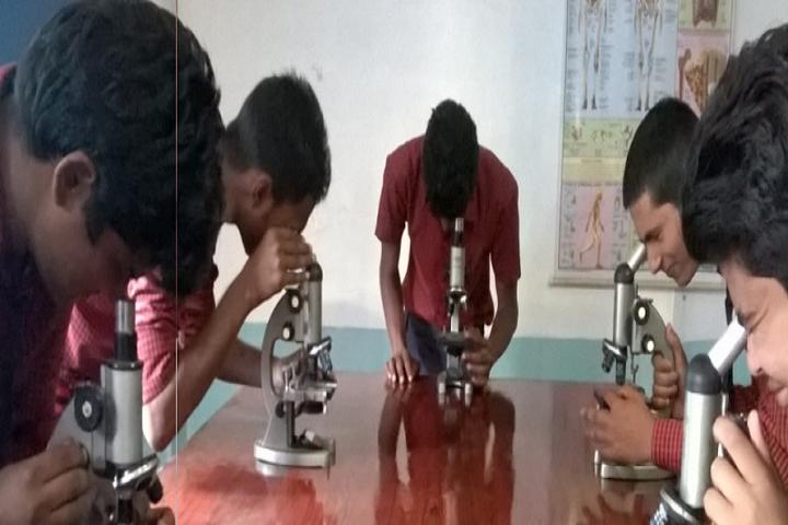 Holy Kids International School-Physics Lab
