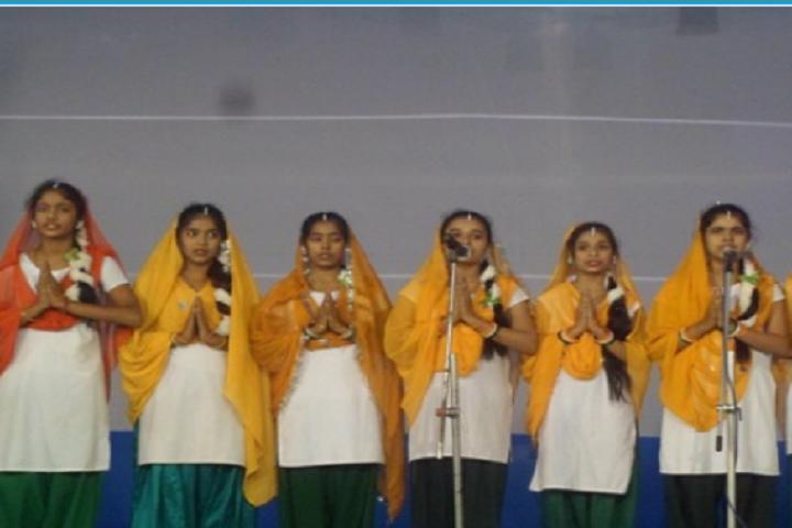 Holy Kids International School-Singing