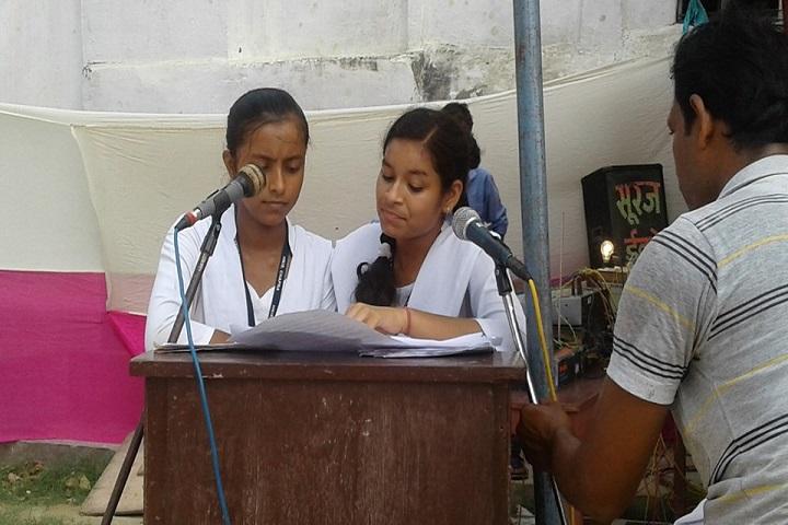 Holy Kids International School-Assembly
