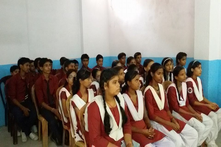 Holy Kids International School-Workshop