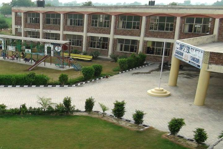 Government FCS Adarsh Senior Secondary School-School