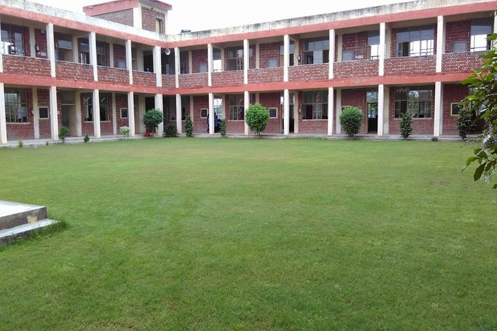 Government FCS Adarsh Senior Secondary School-School View