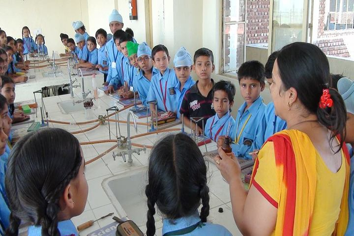 Government FCS Adarsh Senior Secondary School-Science Lab
