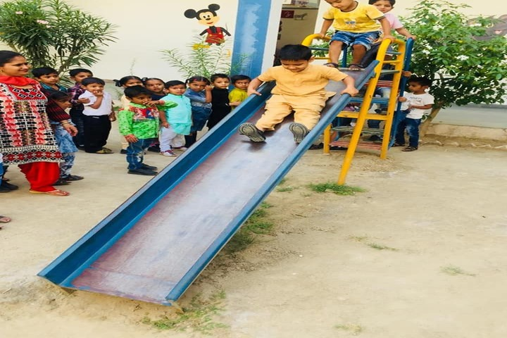 Government G G S Adarsh Secondary School-Kids Play Area
