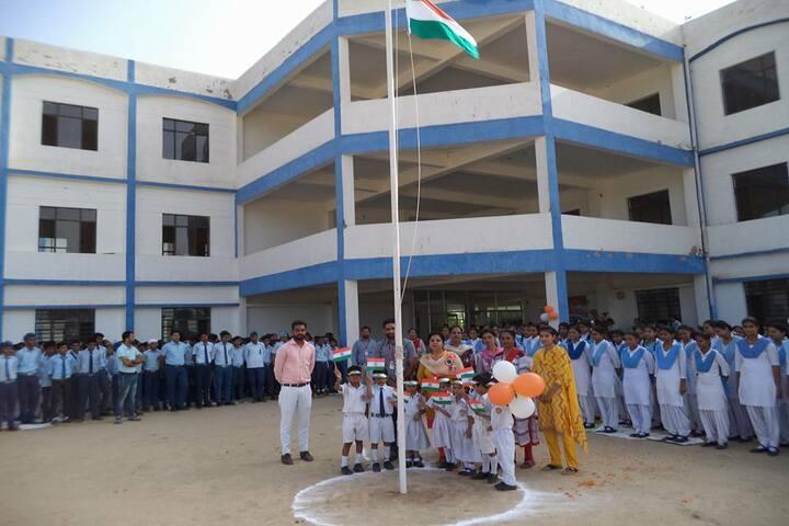 Government G G S Adarsh Secondary School-School Building