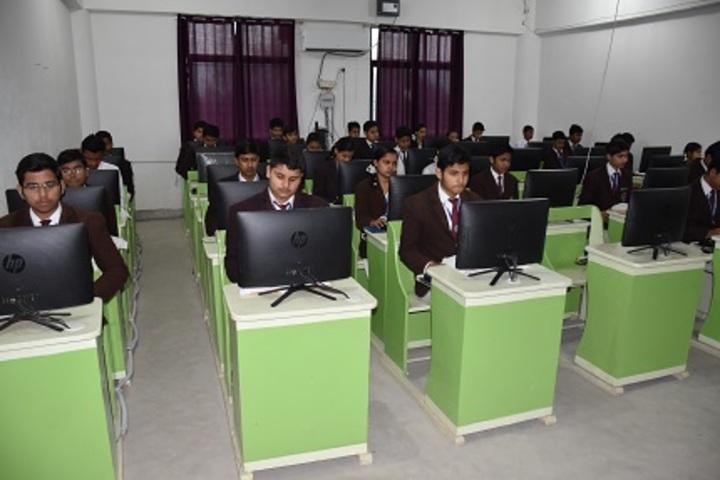 Holy Mary International School-Computer Lab