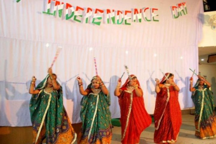 Holy Mary International School-Independance Day