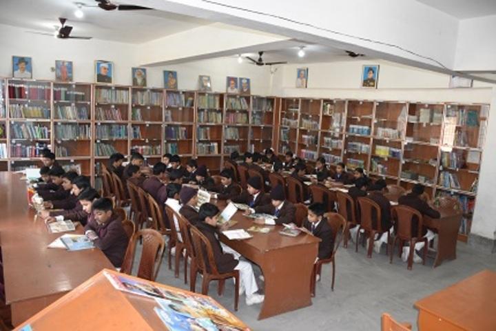 Holy Mary International School-Library